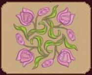 Anemone Quilt Square Designs
