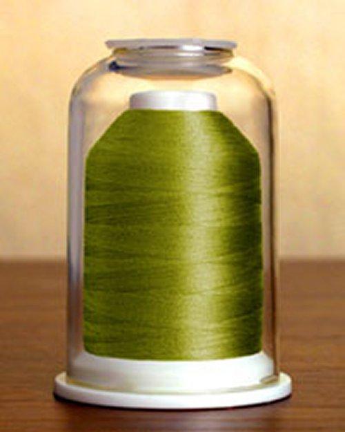 1101 Avocado Hemingworth embroidery thread