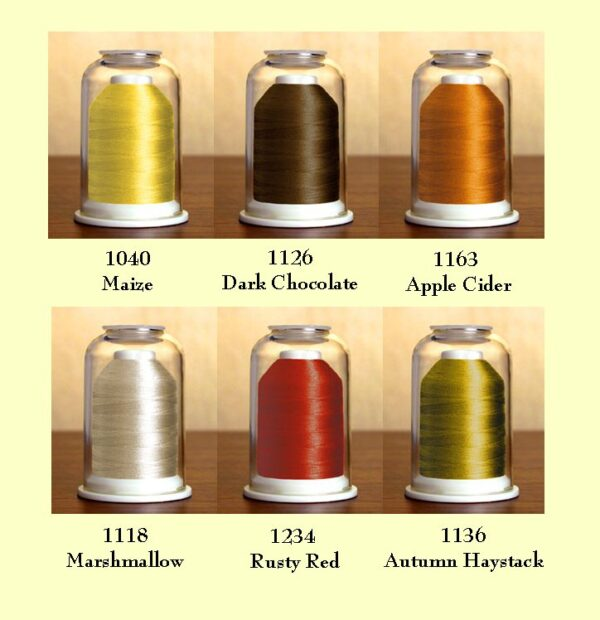 Hemingworth Threadset #26-Autumn-with bonus designs
