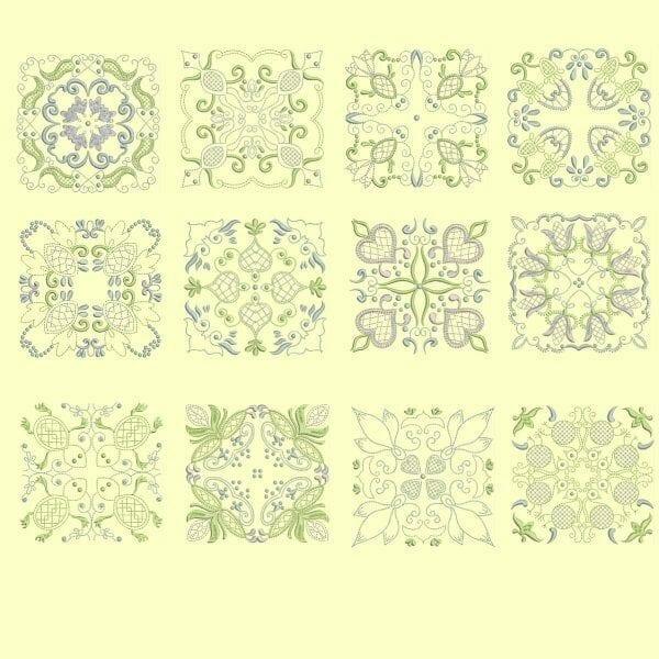 threadset 35-bonus designs