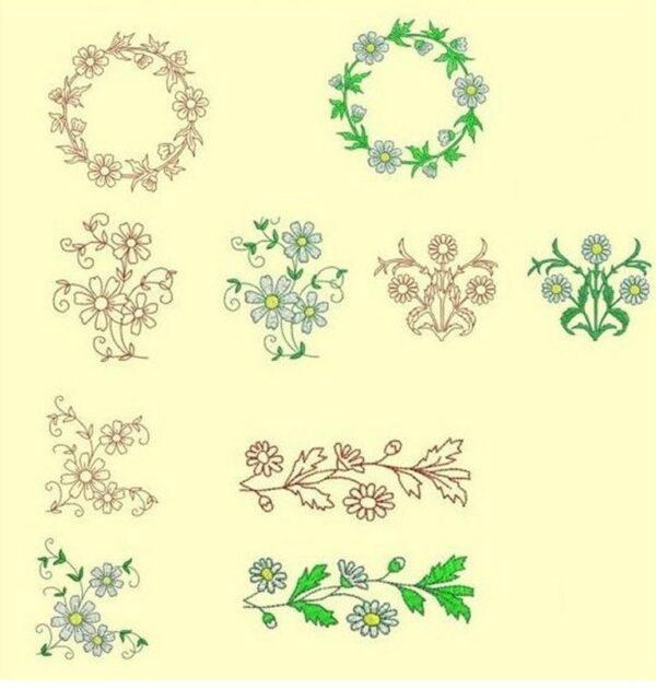 Daisy Bonus Designs