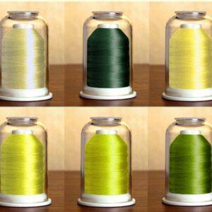 Threadset #3-Lemon Splash