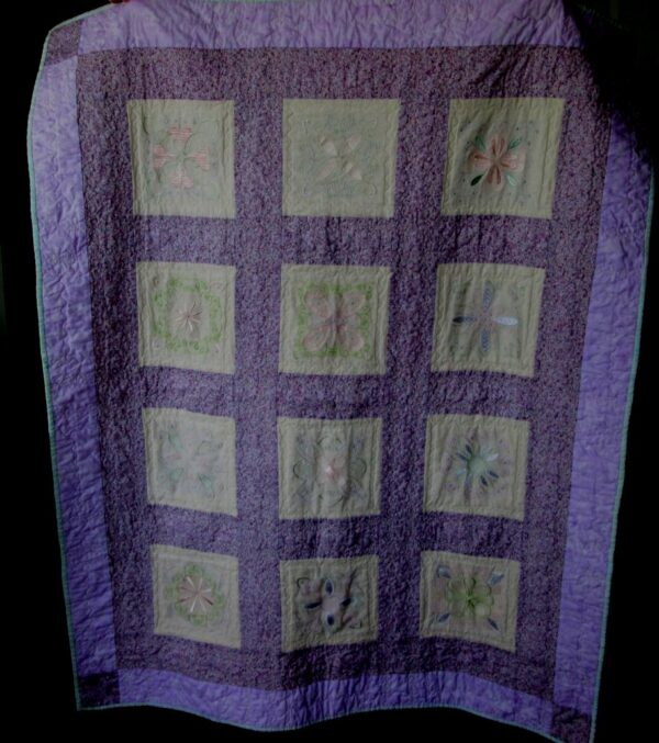 Amelia Quilt from Candlewick & Satin 3 Quilt